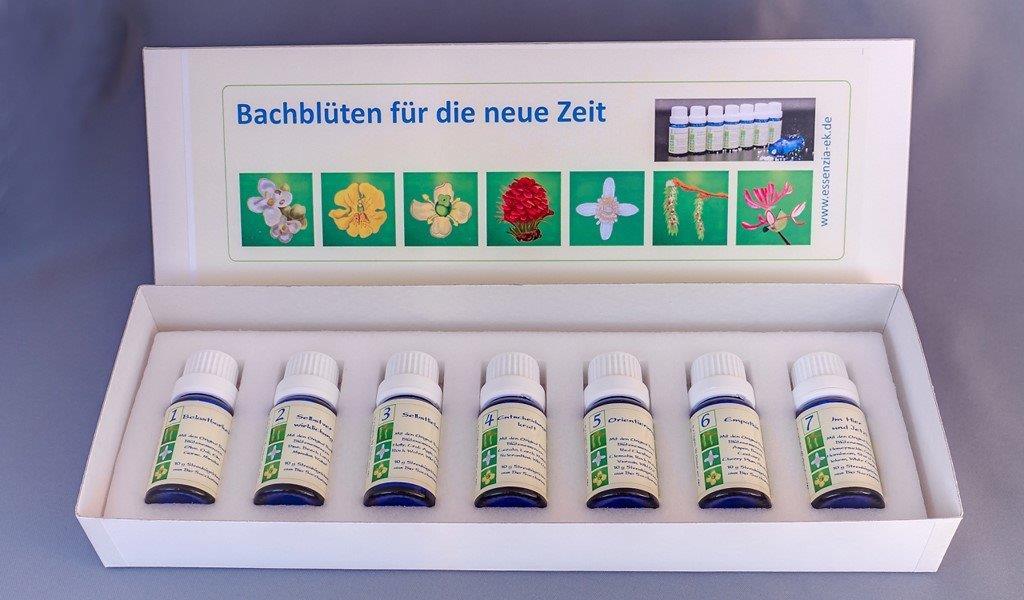 Serie Bachblüten in Karton 7 x 10 g